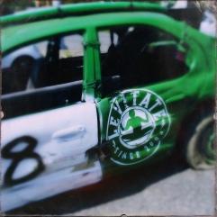 Levitate - crash up derby