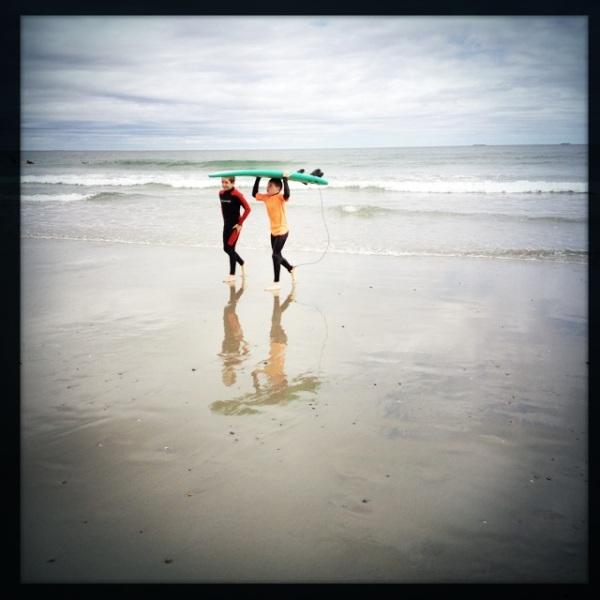 Surf boys